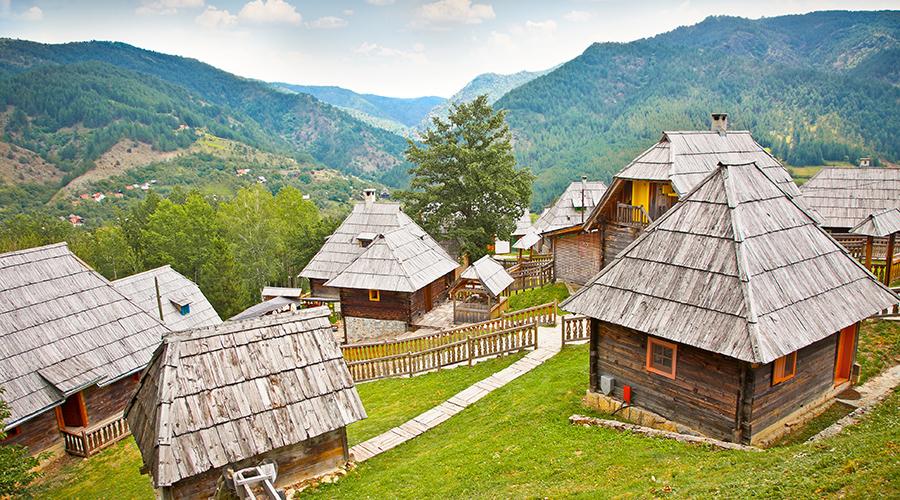 Western Serbia Tour